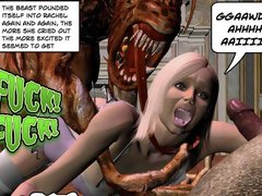Taboo Studio 3D Monsters Porn