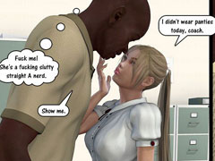 interracial comix