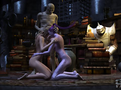 Welcome to the world of 3d Fantasy! Exciting adventures and hot 3d porn in a mind-blowing hardcore fantasy mix! From sweet love stories and lesbian games to group orgies and monster fantasies!